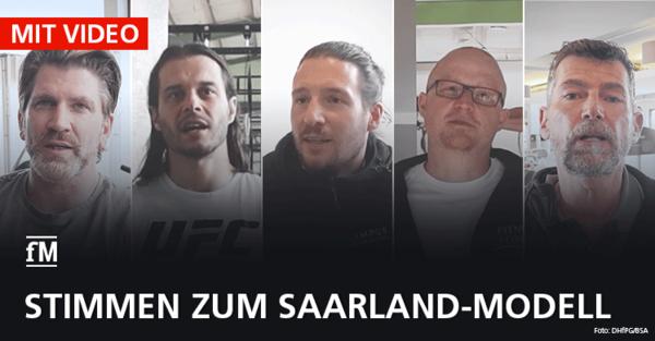 Stimmen von Studiobetreibern zum 'Saarland-Modell'