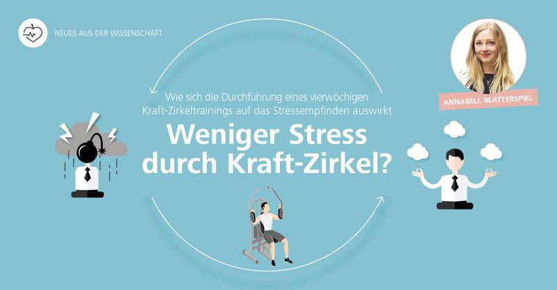 DHfPG-Science-Lab: Weniger Stress durch Kraft-Zirkel?