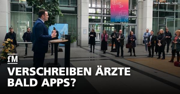 Gesundheitsminister Jens Spahn hat in Berlin seinen Entwurf zum neuen 'Digitale-Versorgung-Gesetz' vorgestellt und setzt in der Medizin unter anderem auf 'sinnvolle digitale Anwendungen'.