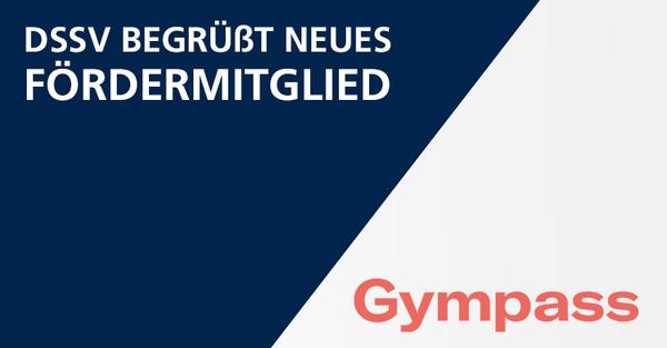Weltweites Netzwerk Gympass ist DSSV Fördermitglied