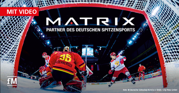 MATRIX Partner des Spitzensports