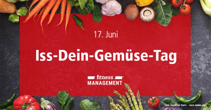 Spargel, Kohlrabi, Mangold, Karotten oder Zucchini gefällig? Ab damit auf den Teller! Denn am 17. Juni ist Iss-Dein-Gemüse-Tag, National Eat Your Vegetables Day.