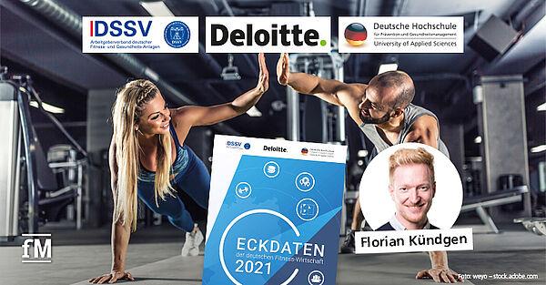Eckdaten der deutschen Fitness-Wirtschaft 2021