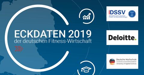 Studie zu den wichtigsten Zahlen der Fitness- und Gesundheitsbranche von DSSV, Deloitte und DHfPG.