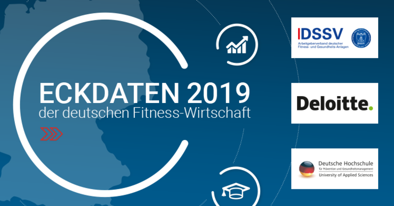 Die Studie von DSSV, Deloitte und DHfPG über die Entwicklungen in der Fitness- und Gesundheitsbranche