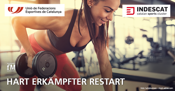 Restart Katalonien: Sicheres Training per Urteil