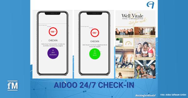 '24/7 Check-in': Aidoo Software überzeugt in der Praxis