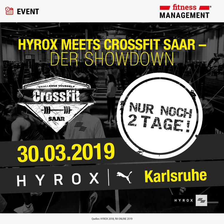 HYROX Challenge KAR01 mit dem Team aus dem Saarland