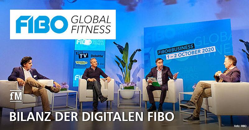 Bilanz der digitalen FIBO 2020 im Jahr von Corona