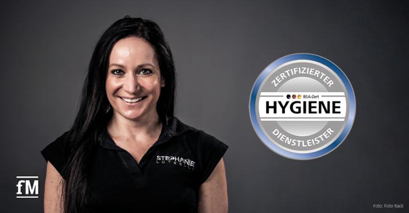 Mehr Kundenzufriedenheit – Hygienezertifizierung der BSA 'ZertFit'