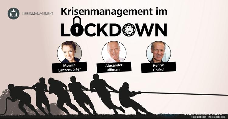 Interviews mit Monica Lanzendörfer, Alexander Dillmann und Henrik Gockel