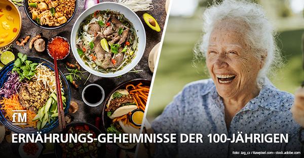 Blue Zones und Ernährungs-Geheimnisse der 100-Jährigen