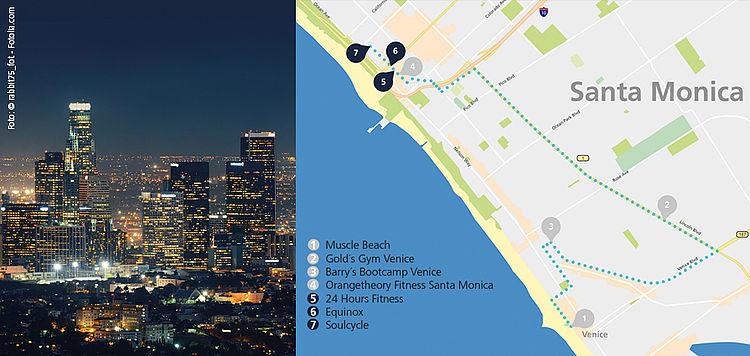 Studios in Santa Monica