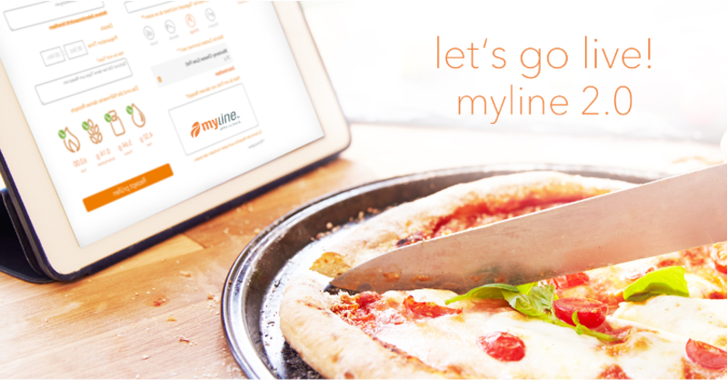 myline 2.0 – let's go live!