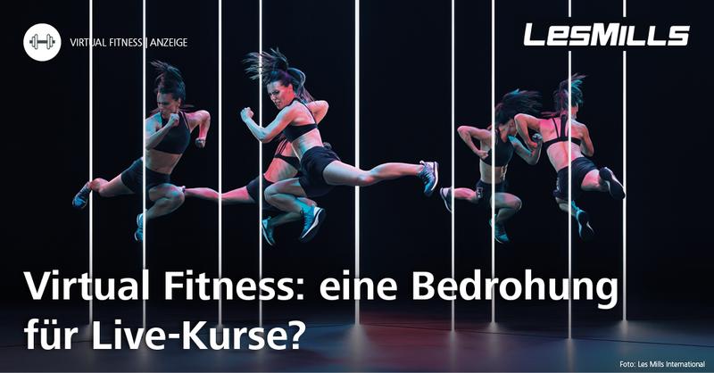 Virtual Fitness: Eine Bedrohung oder Ergänzung für Live-Kurse im Fitnessstudio?