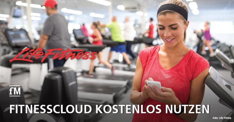 Per Fitnesscloud hält Life Fitness Mitglieder bei Laune