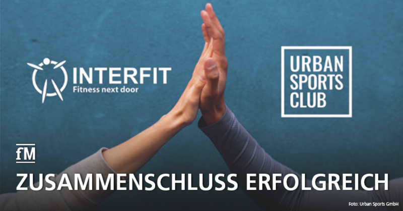 Die beiden Gesellschaften Urban Sports Club und Interfit firmieren nun unter dem Dach der Urban Sports GmbH und stärken Position als europaweiter Anbieter von Sport-Flatrates für Privat- und Firmenkunden.
