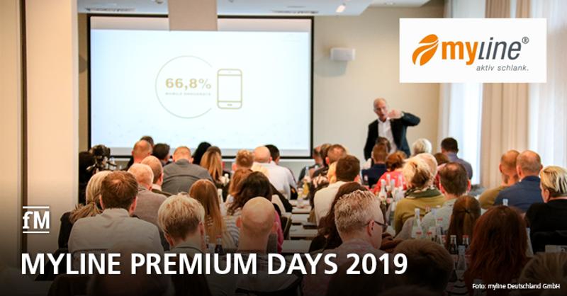 Rückblick auf die myline Premium Days 2019