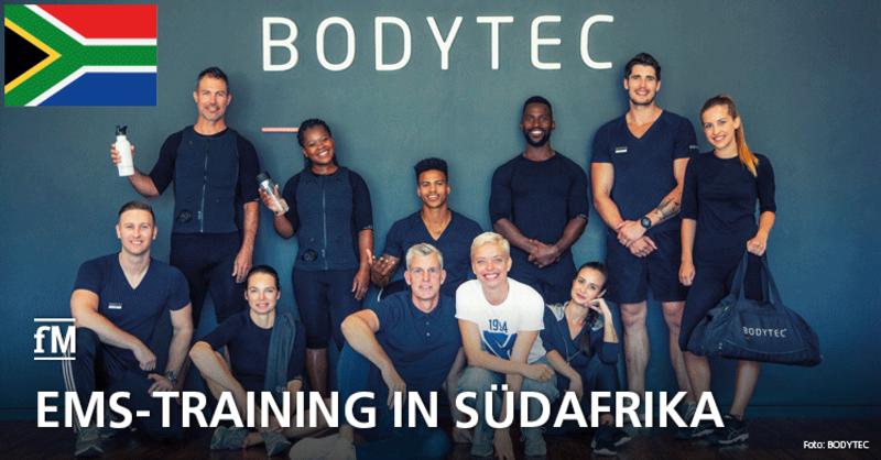 Johannesburg, Pretoria, Durban, Kapstadt: EMS-Training in Südafrika