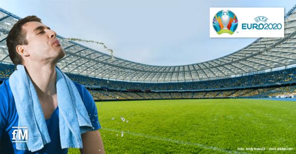 Trinken vs. Spucken: Warum Profifußballer häufig zum 'Carb rinsing' tendieren