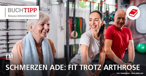 Trainings- und Ernährungs-Tipps bei Arthrose