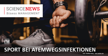 SCIENCE NEWS – Studie: 'Bewegung vs. keine Bewegung: Akute Atemwegsinfektionen'