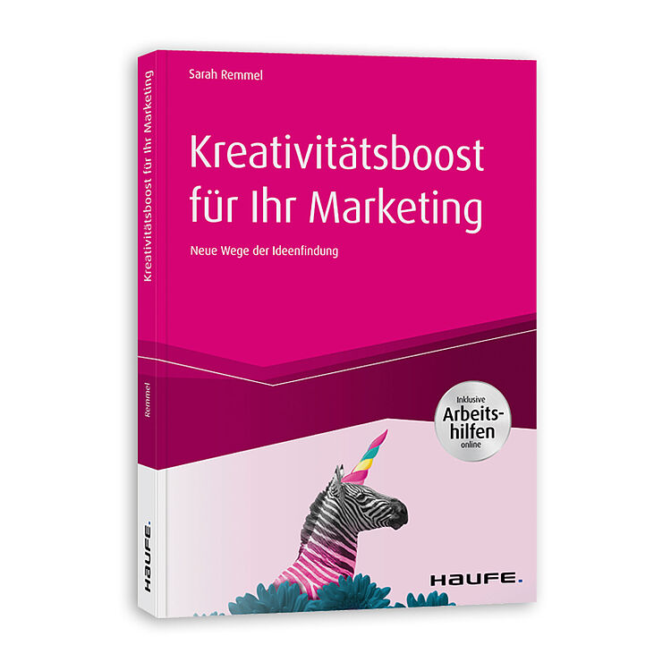 'Kreativitätsboost für Ihr Marketing' - ein branchenübergeifendes Must-have