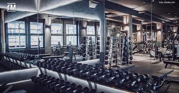 Stilvolles Ambiente für hartes Training: Das ELBGYM Studio Hamburg Stadthöfe eröffnet am 1. Oktober 2019.
