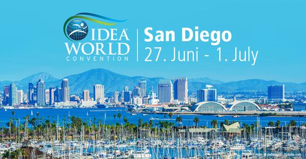 IDEA World Convention, San Diego Convention Center, 27. Juni bis 1. Juli 2018