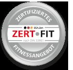 Zertifiziertes Fitnessangebot nach DIN 33961: BSA-Zert