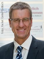 Dr. rer. pol. Matthias Zimmermann, Geschäftsführer der Racket Center Nußloch