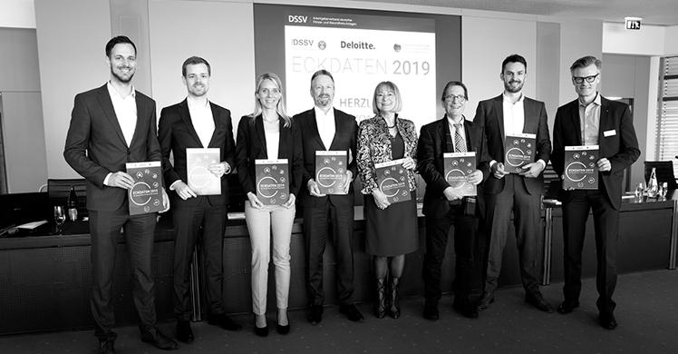 Präsentation der 'Eckdaten der deutschen Fitness-Wirtschaft' von DSSV, Deloitte und DHfPG am 19. März 2019 in Köln.