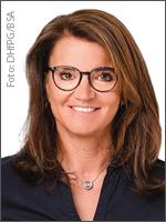 DHfPG-Dozentin Anke Mächler