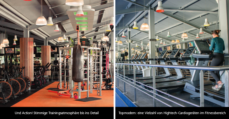 Fitnessstudios in Irland: Die West Wood Clubs Dublin