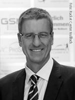 Dr. Matthias Zimmermann: Geschäftsführer der Racket Center Nußloch GmbH & Co. KG