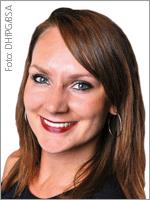 Sarah Staut, M. A. Prävention und Gesundheitsmanagement, wissenschaftliche Mitarbeiterin DHfPG und BSA-Akademie, Fachbereich Gesundheitsförderung/BGM