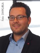 Marco Müller,Master-Absolvent der Deutschen Hochschule für Prävention und Gesundheitsmanagement (DHfPG) und Business Development Manager Social Media