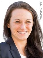 Dr. Sarah Kobel, Dozentin und Tutorin an der Deutschen Hochschule für Prävention und Gesundheitsmanagement (DHfPG) und der BSA-Akademie.