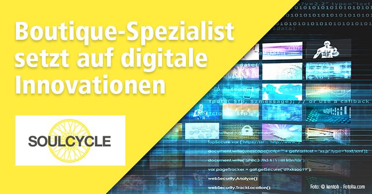 SoulCycle baut digitale Marketing-Strategien aus und investiert in neue Medienprojekte und Branchenexperten.