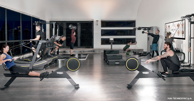 Technogym SKILL ROW