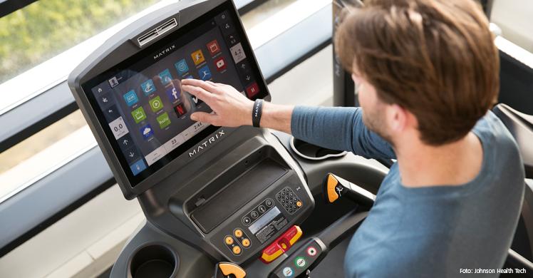 Johnson Health Tech setzt auf individuelle Fitnesslösungen