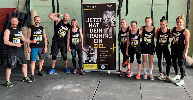 HYROX in der dm-Arena: CrossFit Saar und fM sind dabei