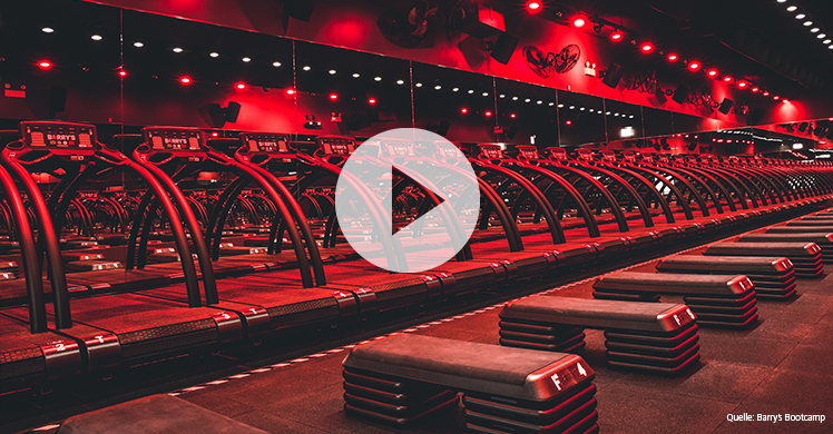 LifeFit Group mit Fitness First Germany lizenziert Barry's Bootcamp in Deutschland.