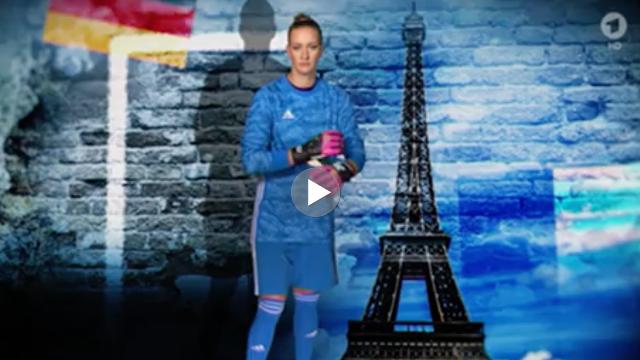 Videospot zur Vorbereitung der DFB-Frauen auf den FIFA Women's World Cup (FIFA Frauen-Weltmeisterschaft).
