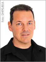 Prof. Dr. Christoph Eifler, Prorektor Forschung, Deutsche Hochschule für Prävention und Gesundheitsmanagement (DHfPG).