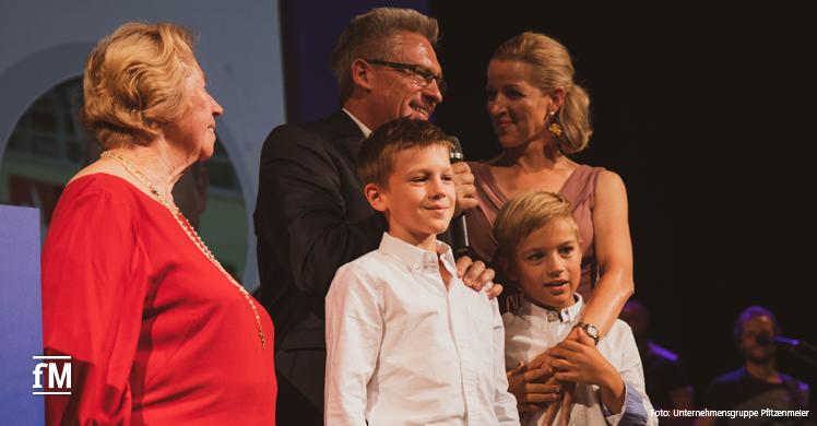 Ehrung für sein Lebenswerk: Werner Pfitzenmeier ist 'Marketing-Kopf 2019' der Metropolregion Rhein-Neckar.