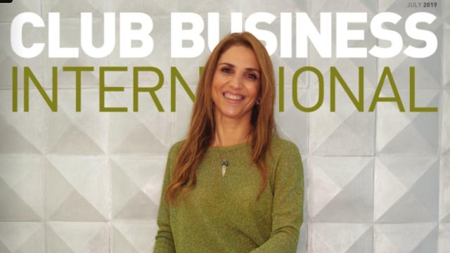 Die aktuelleaktuelle Ausgabe des IHRSA Magazins 'Club Business International' (Juli 2019).