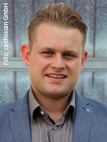 Christopher Strater hat zum 1. August 2019 den Posten des Sales Managers bei der cardioscan GmbH Hamburg übernommen.