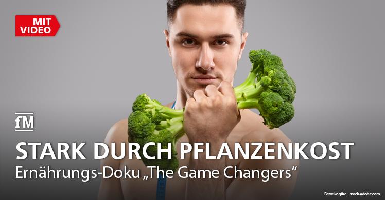 fM-Kinotipp: Ernährungs-Dokumentation 'The Game Changers'