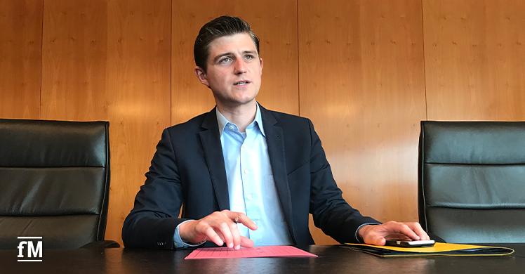 Julien D. Backhaus ist ein deutscher Medienunternehmer, Verleger und Lobbyist in Hamburg und Berlin.